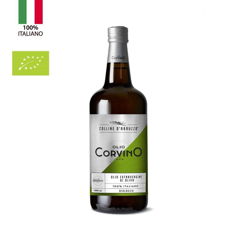 Olio Extravergine D'Oliva Bottiglia Colline d'Abruzzo Biologico 1L