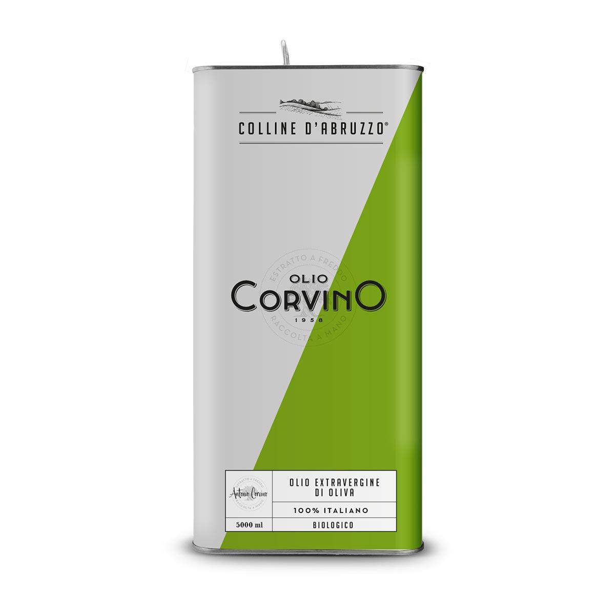 n.2 lattine Colline d'Abruzzo Biologico tot. 10L