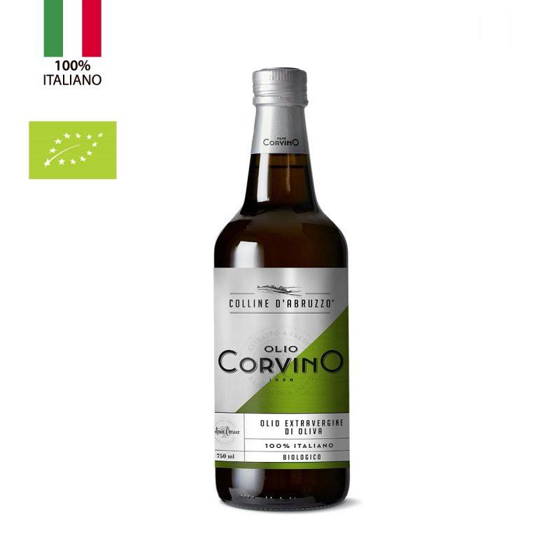 Olio Extravergine D'Oliva Colline D'Abruzzo Bottiglia Italiano 0,75 litro