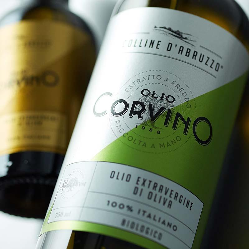 Olio Extravergine di oliva Biologico 100% Italiano