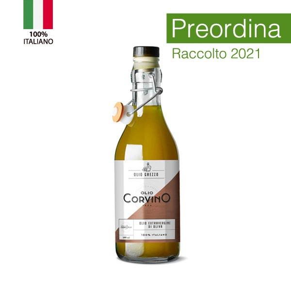 n.6 bottiglie Olio Evo Grezzo 0,50 lt (PREORDINA E RICEVI IL NOSTRO 'OLIO NOVELLO' APPENA SARÀ DISPONIBILE)