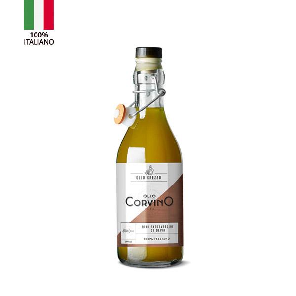 n.6 bottiglie Olio Grezzo 500ml