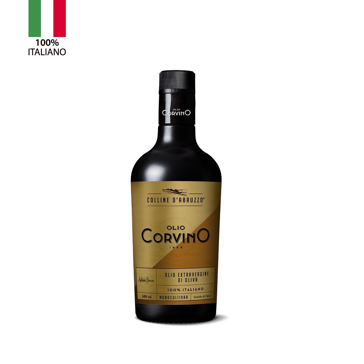 Olio Extravergine D'Oliva Monocultivar 0,5 Litri