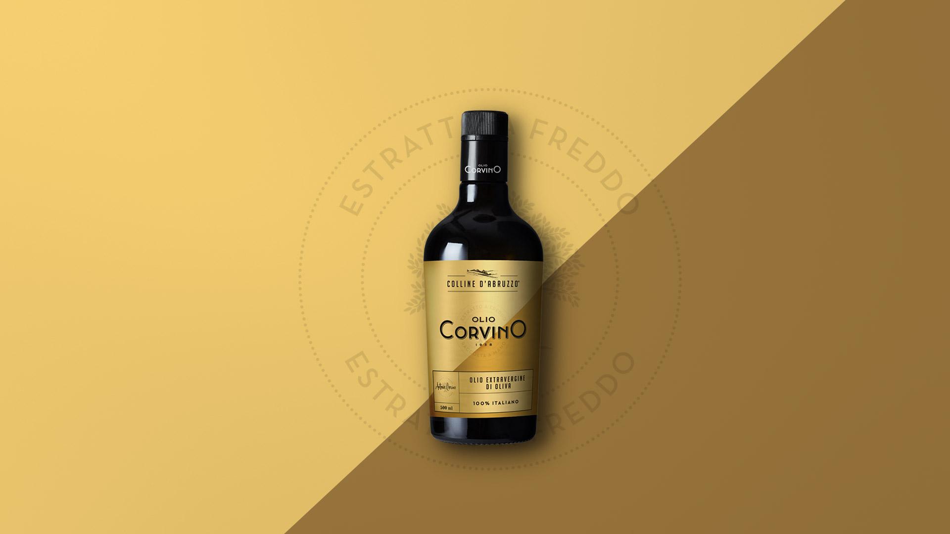 Olio Corvino - Colline d'Abruzzo - 100% italiano