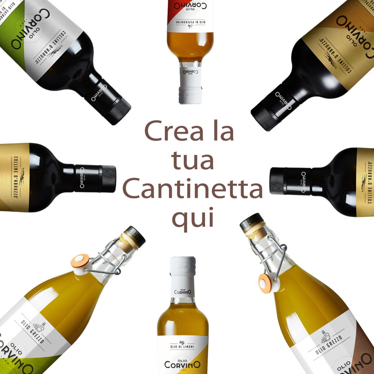 """Crea la tua """"Cantinetta"""""""