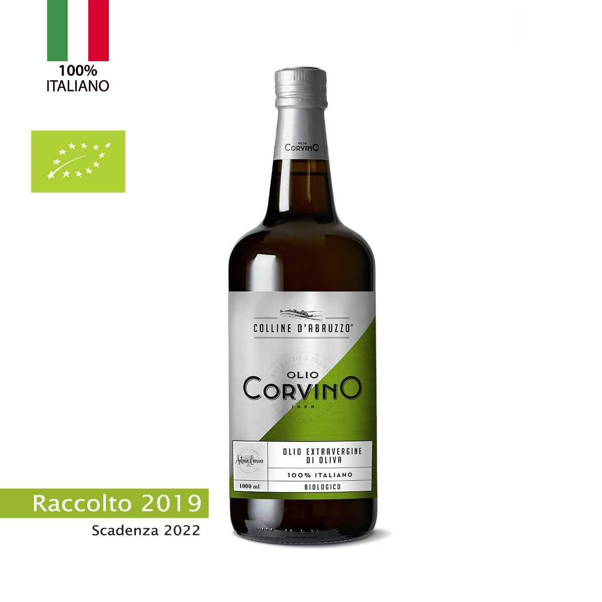 STOCK n.12 bottiglie Colline d'Abruzzo Biologico (RACCOLTO 2019) 1L