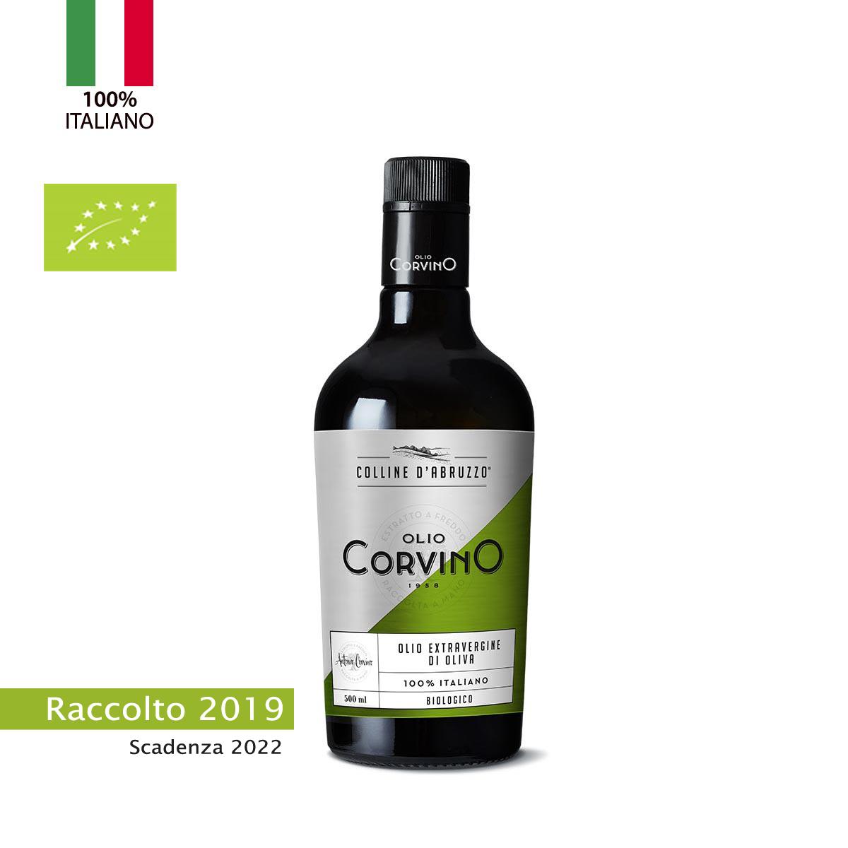 STOCK n.6 bottiglie Colline d'Abruzzo Biologico (Raccolto 2019) 500ml